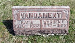 Katie E. <I>McChesney</I> Vandament