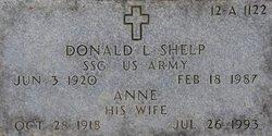 SSGT Donald L. Shelp