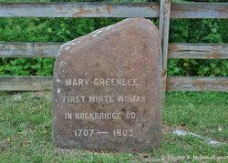 Mary Elizabeth <I>McDowell</I> Greenlee