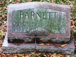 Grace Catherine <I>Griffith</I> Barnett