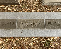 George Clarence Adams