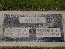Esther L Aikin