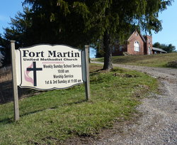 Fort Martin Cemetery