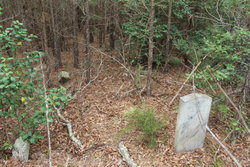 Poarch Family Cemetery at Meherrin River