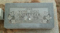 Wayne Oneal Mooneyham