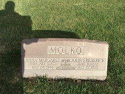 Anna Margaret <I>Molko</I> Lesser