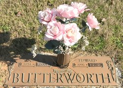 Clara Belle <I>Edmondson</I> Butterworth