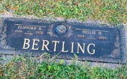 Nellie G <I>Howard</I> Bertling