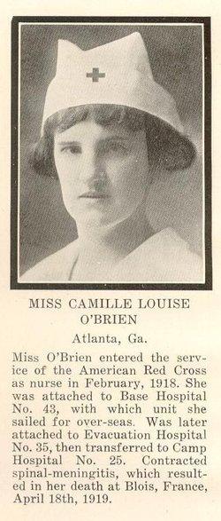 Camille Louise O'Brien