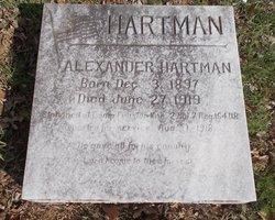 Alexander Hartman