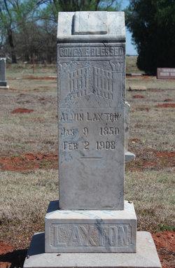 Alvin Laxton