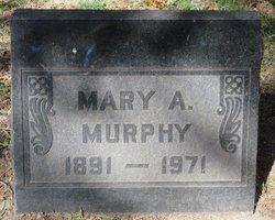 Mary Alice <I>O'Connor</I> Murphy