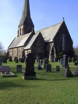 Saint James Churchyard