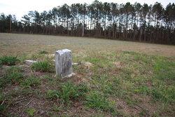 Eason Family Cemetery