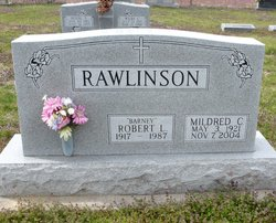 "PFC Robert L. ""Barney"" Rawlinson"