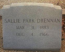 Sallie <I>Park</I> Drennan