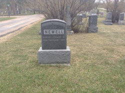 Mary <I>Harlow</I> Newell