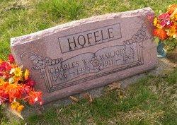 Charles W Hofele