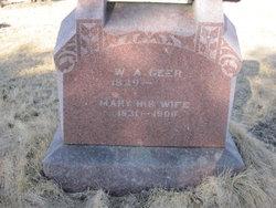 Elmer Geer