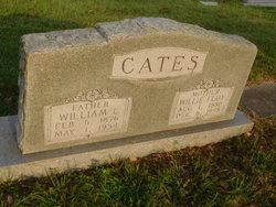Willie Floy <I>Harrington</I> Cates