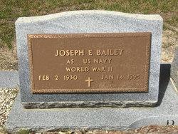 "Joseph E. ""Joe"" Bailey"