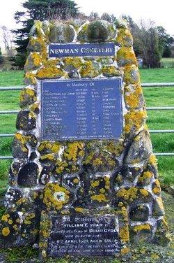 Newman Cemetery EKETAHUNA