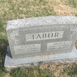 Jesse Lafe Tabor