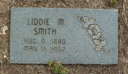 Liddie M Smith