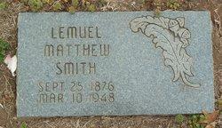 Lemuel Matthew Smith