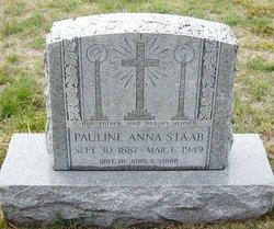 Pauline Anna <I>Leikam</I> Staab