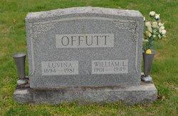 """Mary Lavina """"Viny"""" <I>Ferrell</I> Offutt"""