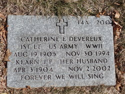 Catherine E Devereux