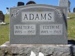 Walter Grace Adams