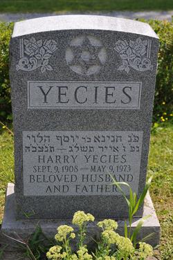 Harry Yecies