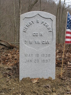 Pvt Henry Revel Perry