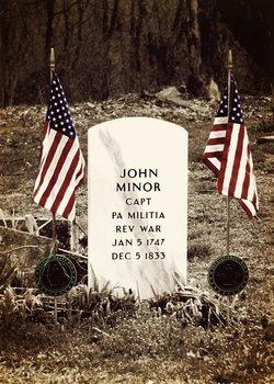 Col John Minor