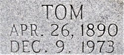 "Thomas Huey ""Tom"" Cannon"