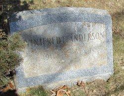 Winifred E. Anderson