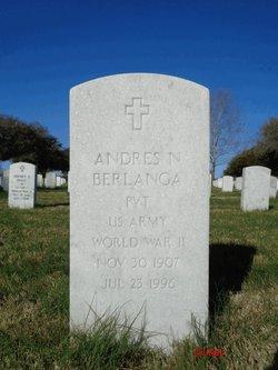 Andres N Berlanga