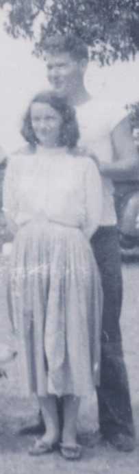 "Elizabeth Jean ""Betty"" <I>Duffy</I> Hayes"