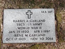 Harris A Garland