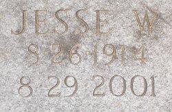 Sgt Jessie Woodrow Ates