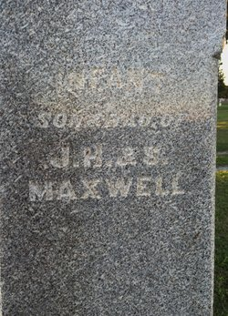 Infant Son Maxwell