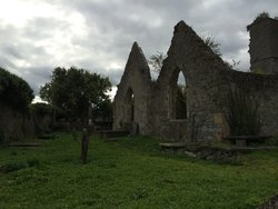 Birr Old Graveyard