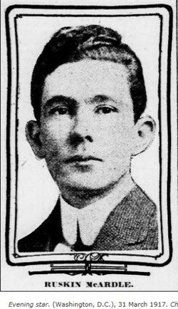 John Ruskin McArdle