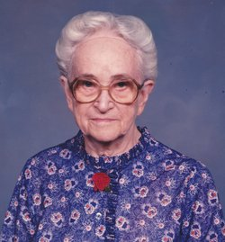 Ruby M Davis