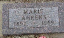Marie <I>Timm</I> Ahrens