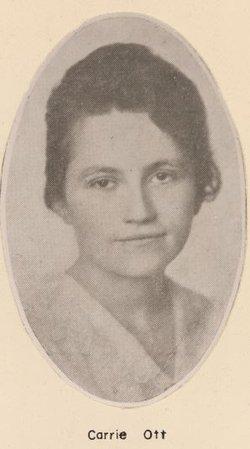 Carrie Ott Rendle