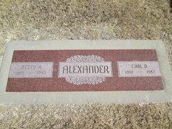 Betty A Alexander