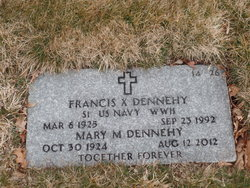 Francis X Dennehy